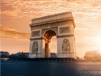 Viajes Francia 2019-2020: Circuito París al Completo Puente de Diciembre desde Bilbao