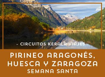 Pirineo Aragonés Huesca y Zaragoza Semana Santa