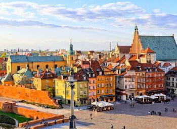 Viajes Polonia 2019-2020: Tour Joyas De Polonia Y El Báltico para Mayores de 55 años