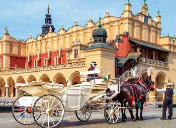 Viajes Polonia 2019-2020: Circuito Polonia Medieval - Viaje Mayores 60 Años