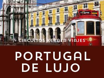 Viajes Portugal 2017: Portugal de Lujo