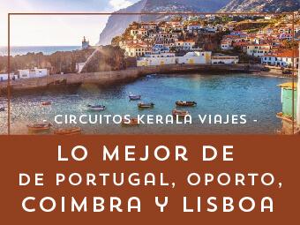 Viajes Portugal 2019-2020: Lo mejor de Portugal Oporto, Coimbra y Lisboa