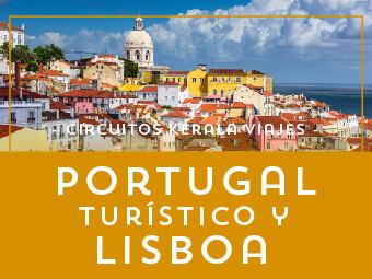 Viajes Portugal 2019-2020: Circuito Portugal Turístico y Lisboa en Bus
