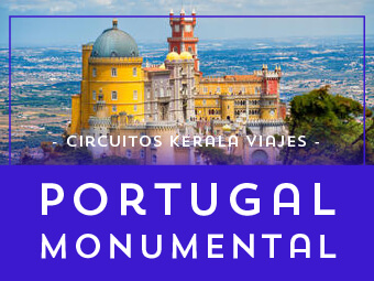 Viajes Portugal 2019: Circuito Fátima y  Portugal Monumental