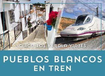 Viajes Andalucía 2019: Circuito Cádiz y Pueblos Blancos con Ave