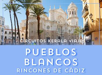 Viajes Andalucía 2017: Circuito Pueblos Blancos, Rincones de Cádiz