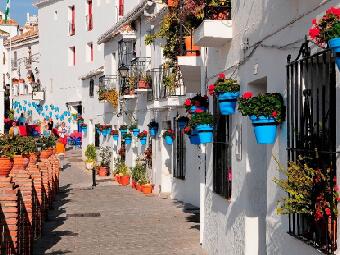 Viajes Andalucía 2019-2020: Circuito Cádiz y la Ruta de los Pueblos Blancos