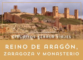 Viajes Aragón 2019-2020: Tour Reino de Aragón, Zaragoza y Monasterio de piedra