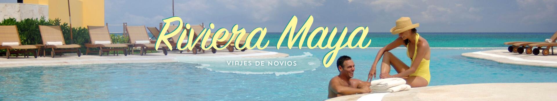 Viaje de Novios por Riviera Maya
