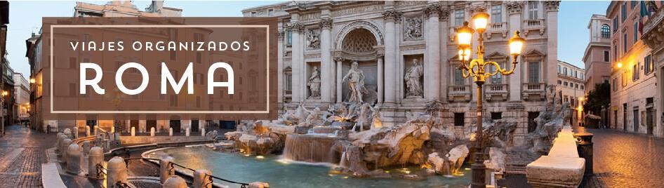 Viajes Roma organizados