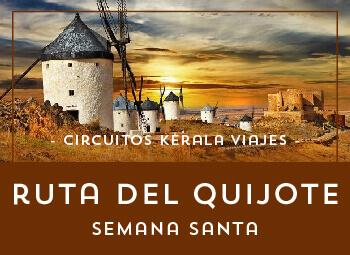 Viajes Castilla La Mancha 2017: Ruta del Quijote Semana Santa 2018
