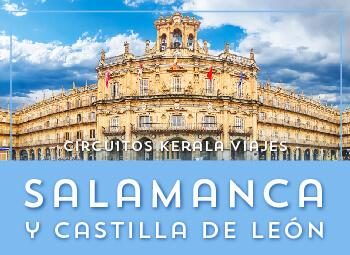 Viajes Castilla León 2019-2020: Salamanca y Castilla de León Monumental 2020