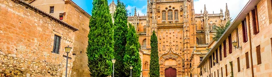 Salamanca y Sierra de Francia Semana Santa 2019