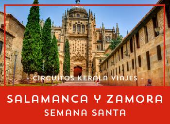 Viajes Castilla León 2019-2020: Viaje Salamanca, Zamora y Semana Santa Castellana 2020