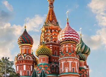 Viajes Rusia 2019-2020: Circuito San Petersburgo y Moscú  - Viaje Mayores 55 años