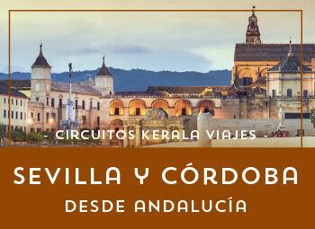 Viajes Andalucía 2017: Viaja a Sevilla y Córdoba Desde Andalucía