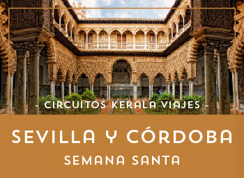 Viajes Andalucía 2017: Sevilla y Córdoba Semana Santa 2018