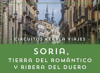Viajes Castilla León 2019-2020: Tour Soria, Tierra del Románico y Ribera del Duero