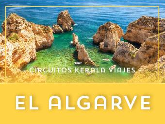 Viajes Portugal 2018-2019: Circuito El Algarve, El Sur de Portugal