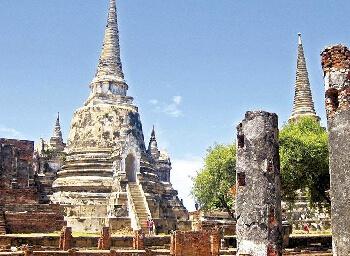 Tailandia - mayores de 60