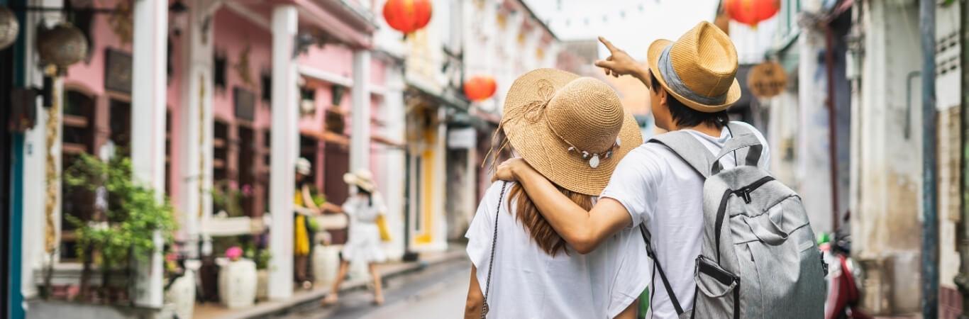 Viajes de novios Tailandia 2021
