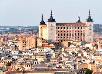Circuito Toledo y la Ruta del Quijote Puente Andalucía