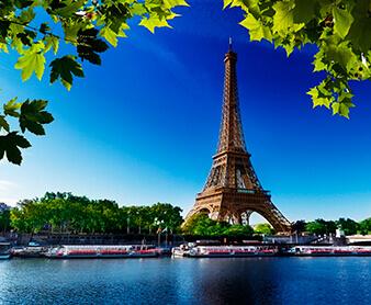 Viajes Francia e Inglaterra 2017: París y Londres