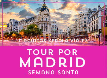 Viajes Madrid 2018-2019: Viaje por Madrid Puente Semana Santa 2019