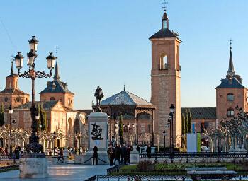 Viajes Madrid 2019: Circuitos Madrid y Ruta de Castilla Puente del Pilar