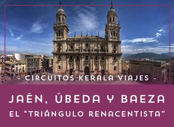 """Viajes Andalucía 2019: Tour Jaén, Úbeda y Baeza el """"Triángulo Renacentista"""""""