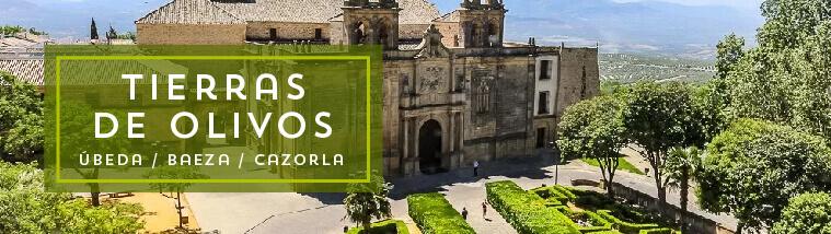 Circuito Tierra de Olivos: Úbeda, Baeza y Cazorla