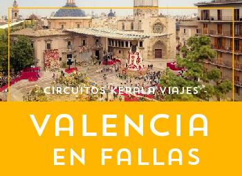 Viajes Comunidad Valenciana 2017: Viaje a las Fallas de Valencia 2018