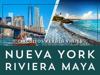 Combinado Nueva York y Riviera Maya 2018