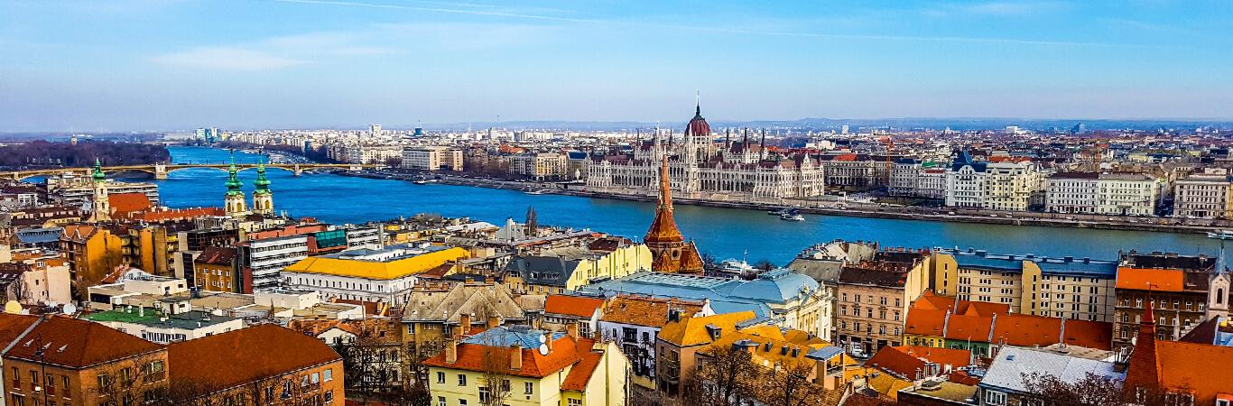 Viaja a Budapest