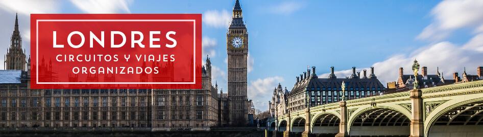Viajes organizados Londres