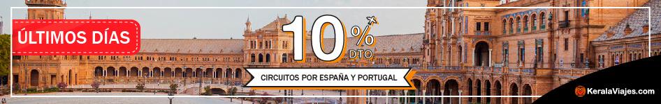 Circuitos por España y Portugal 2019